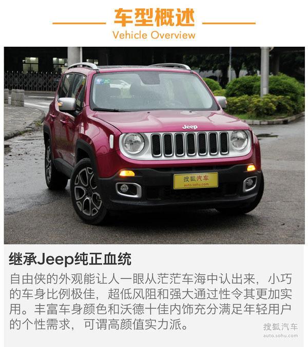 Jeep 自由侠 实拍 其它 图片