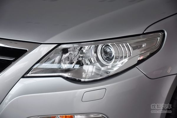 选车宝 大众 大众cc(进口)  大众cc(进口)的前大灯: 测评:灯光及功能