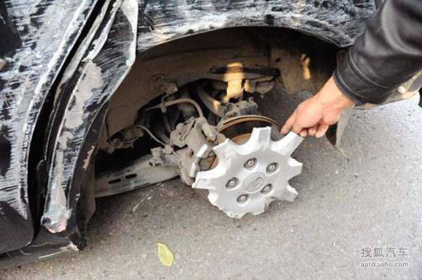 劣质轮毂暗藏杀机 解析轮毂改装那点事儿