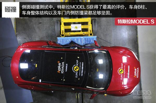 宝马i3/特斯拉E-NCAP碰撞解析