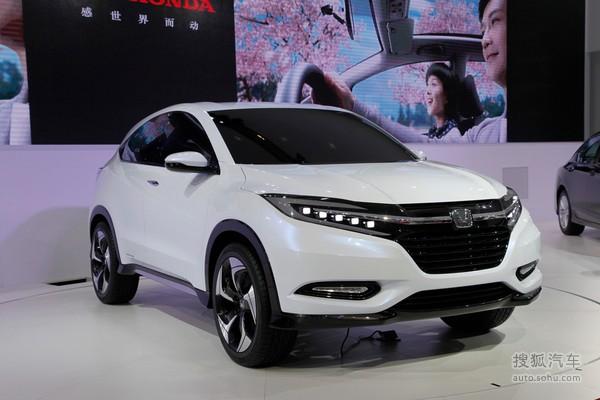东风本田小SUV有望11月投产 或12月上市/
