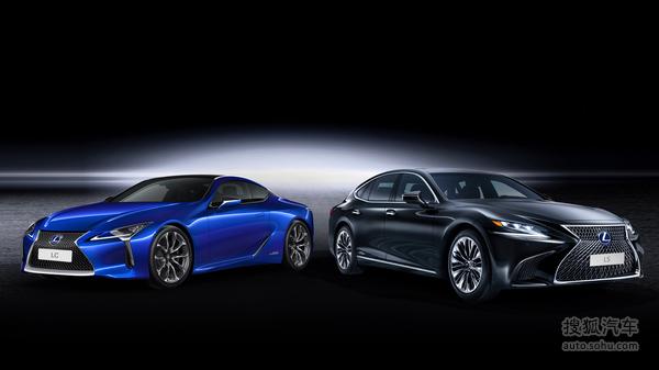 全新雷克萨斯LS/LC开启预售 预计年内上市