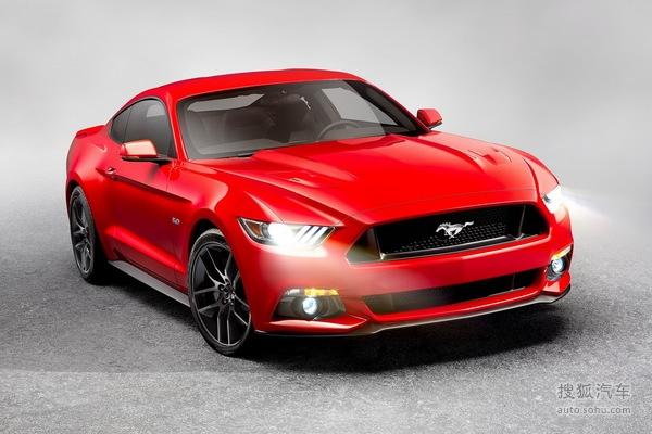 ����Mustang V8 GT