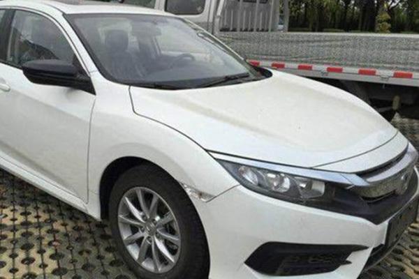 思域1.0T广州车展上市 东风本田新车计划