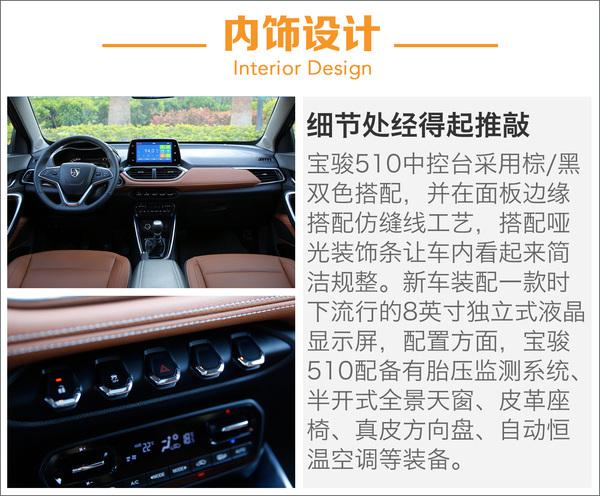 预售价5.98万起 宝骏510将于2月20日上市