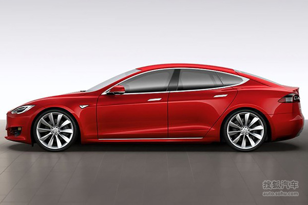 Tesla Model S 壁纸 外观 图片