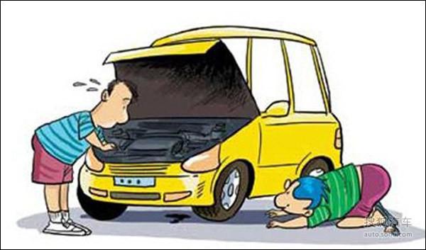 平时粗心结恶果 解析汽车自燃及防治手段