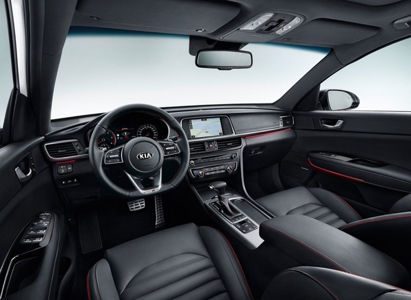 起亚新款K5旅行版官图发布 日内瓦车展亮相