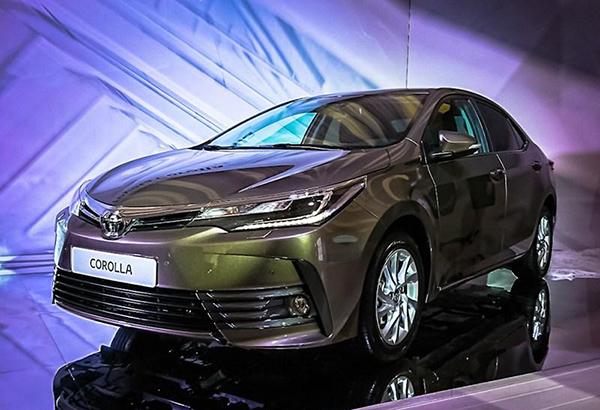 新款卡罗拉4月18日上市 换装欧版外观设计