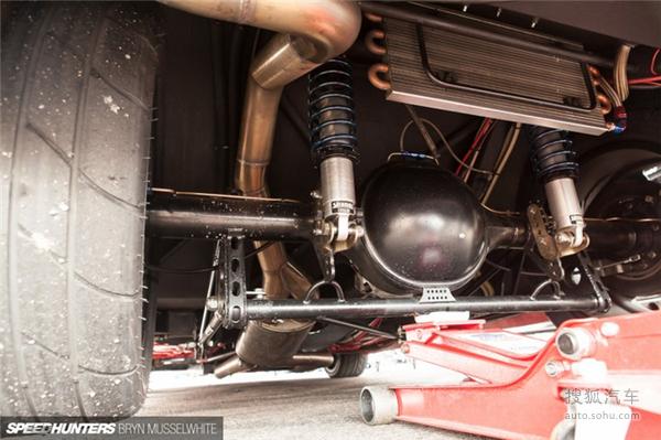 美国重型钢炮再来袭 福特Escort改装鉴赏
