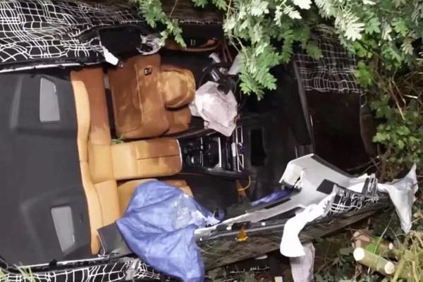 宝马8系路试车发生碰撞事故 原定15日首发