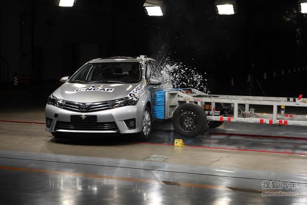 C-NCAP公布最新结果 安全座椅结果尤堪忧