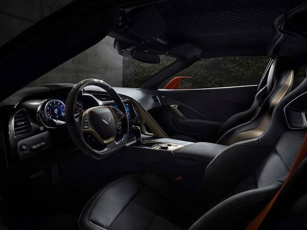 全新科尔维特ZR1实车正式发布