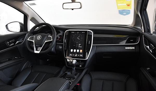 比亚迪宋MAX车型信息曝光 9月下旬上市