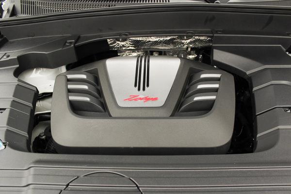 众泰 T500 实拍 底盘/动力 图片