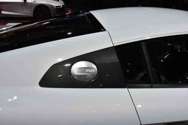 奥迪R8 performance parts套件版实车亮相