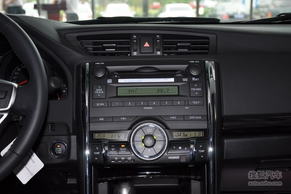 锐志cd电源接线图