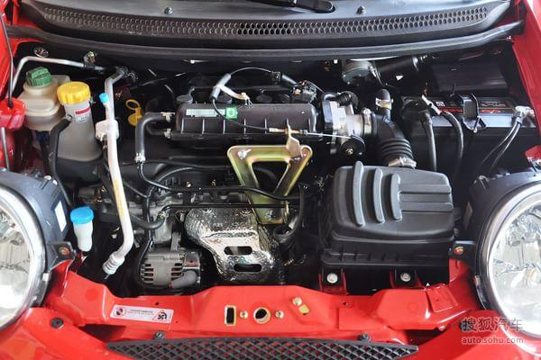 奇瑞qq3的发动机