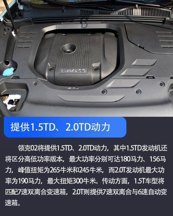领克02将于6月28日上市 预售14.2-19.8万元