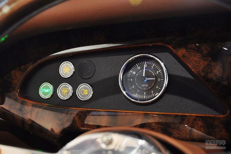 摩根摩根roadster2013款摩根roadster 3.7l手动2座高清图片