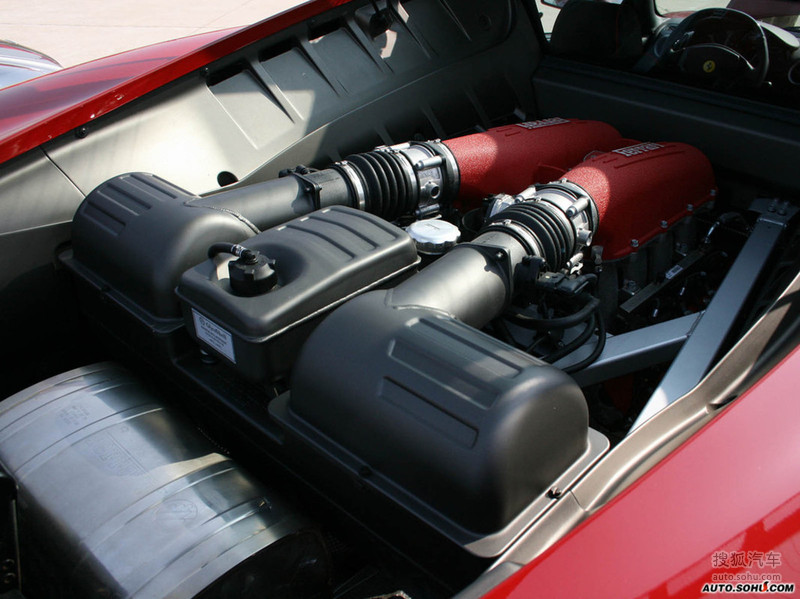 法拉利法拉利f430法拉利f430内饰 高清图片