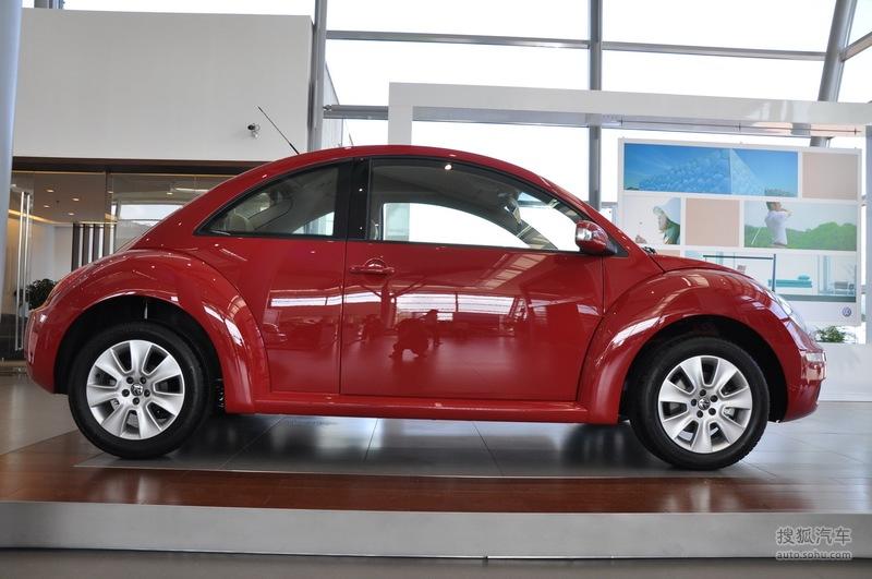 大众进口大众甲壳虫2010款大众甲壳虫1.6L舒适型