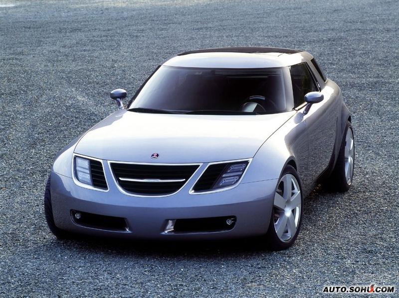 萨博萨博概念车2001款萨博9 x concept 高清图片