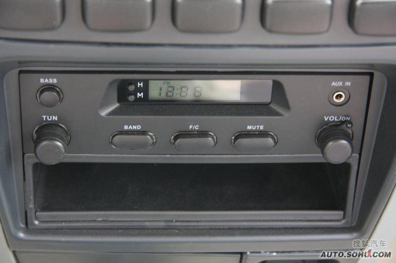 昌河昌河汽车福瑞达2009款昌河福瑞达 高清图片