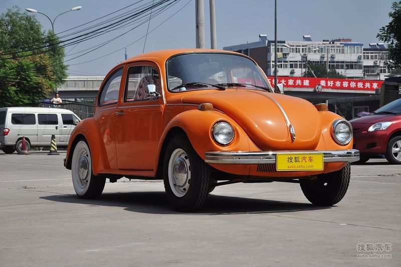 1972款大众甲壳虫1300大众甲壳虫(Volkswagen Beetle)正式...