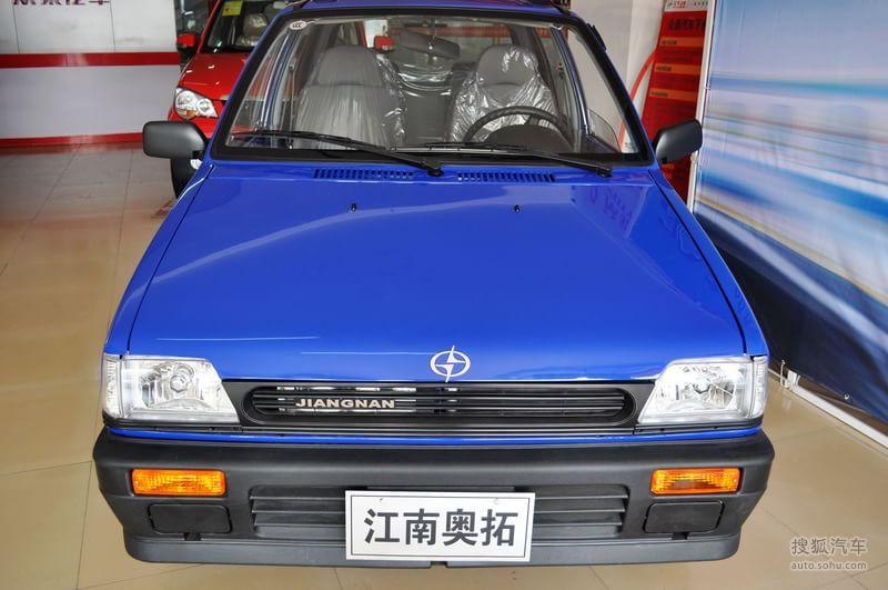 众泰众泰汽车江南tt2010款江南奥拓0.8l手动标准型 高清图片