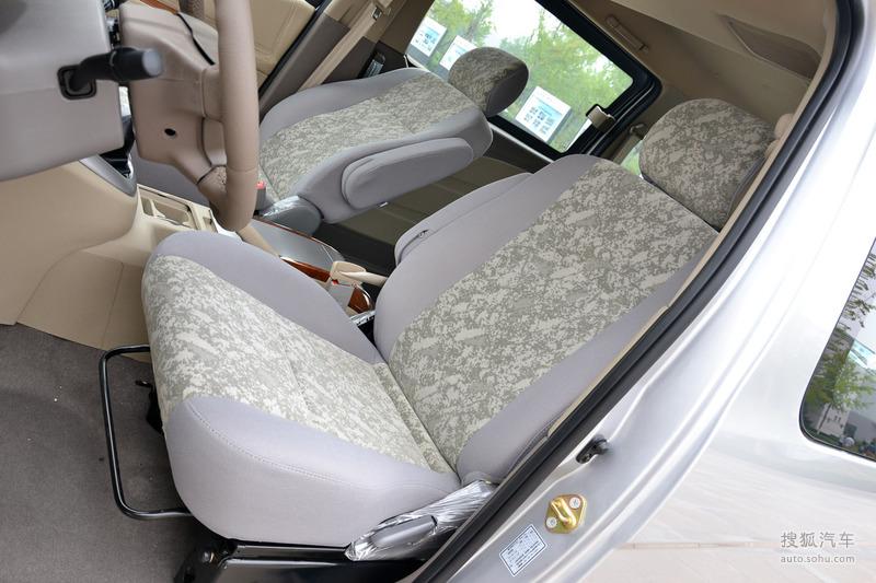 福田福田汽车蒙派克e2014款福田蒙派克e 2.0l商务舱标准版高清图片