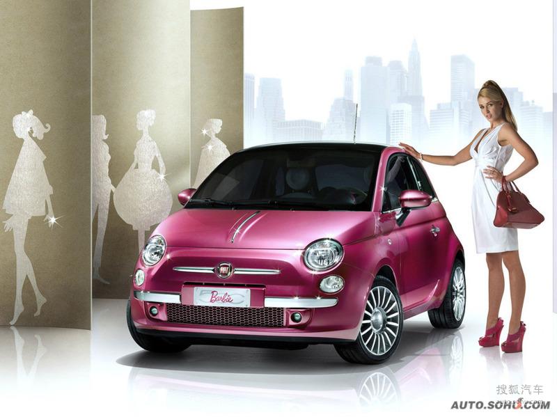 菲亚特菲亚特汽车5002009款菲亚特500 Barbie C