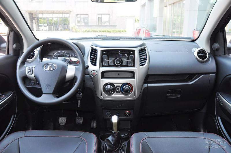 2012款长城哈弗M4 1.5L手动两驱舒适型高清图片