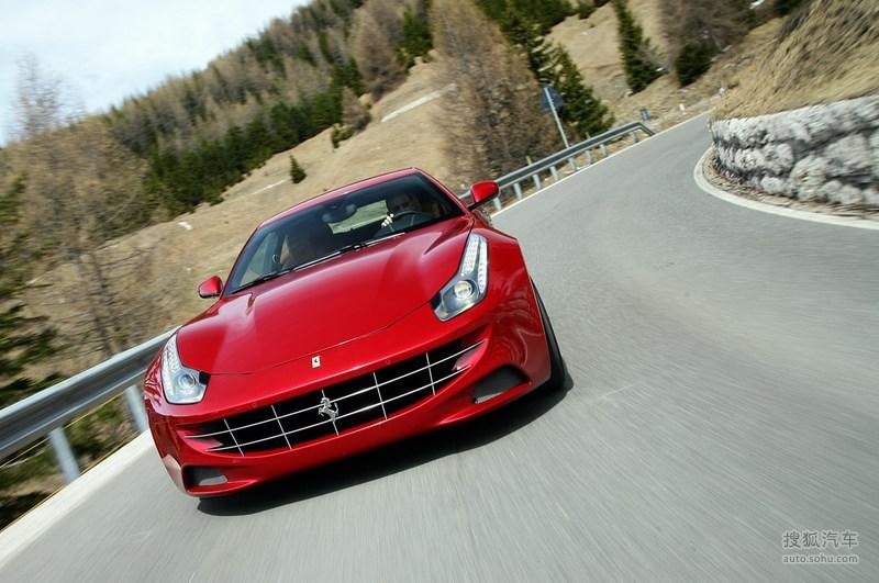 法拉利法拉利汽车ff2012款法拉利ff高清图片