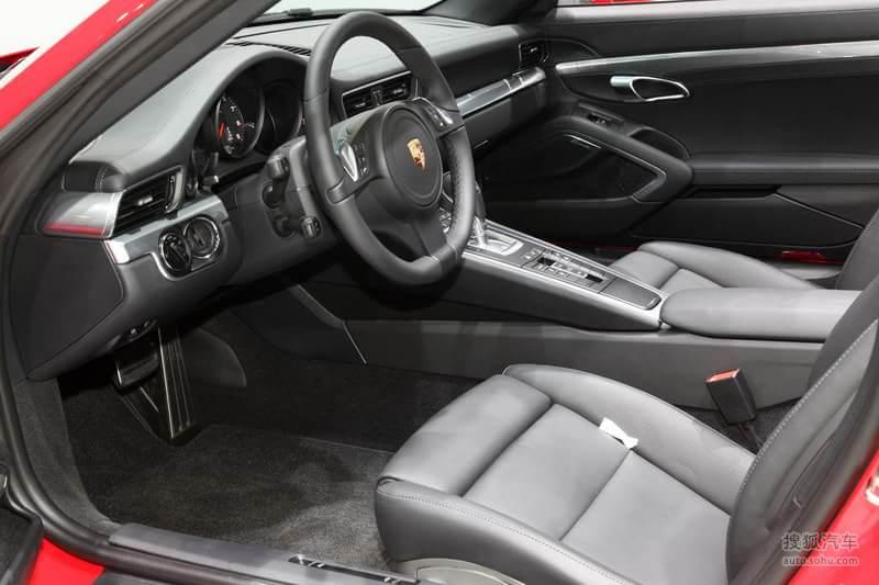 保时捷 保时捷汽车 911 全新保时捷911 carrera敞篷版北美高清图片