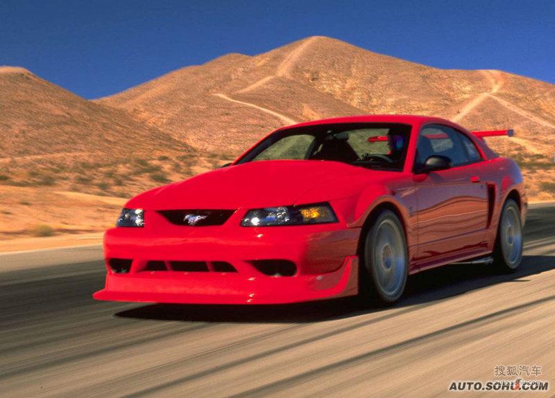 福特Mustang -福特图片