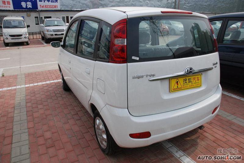 昌河昌河汽车爱迪尔a 2009款昌河爱迪尔2高清图片