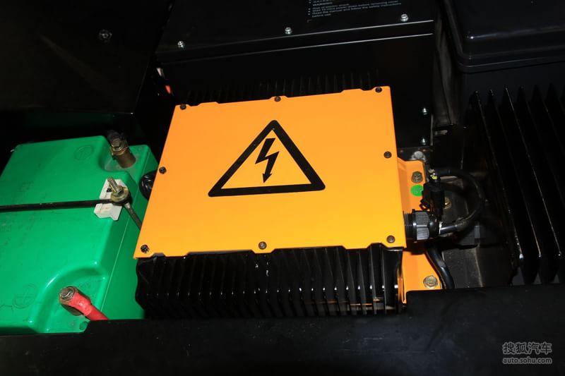 众泰5008 EV电动车实拍 -5008其他t635750图片 众泰高清图片
