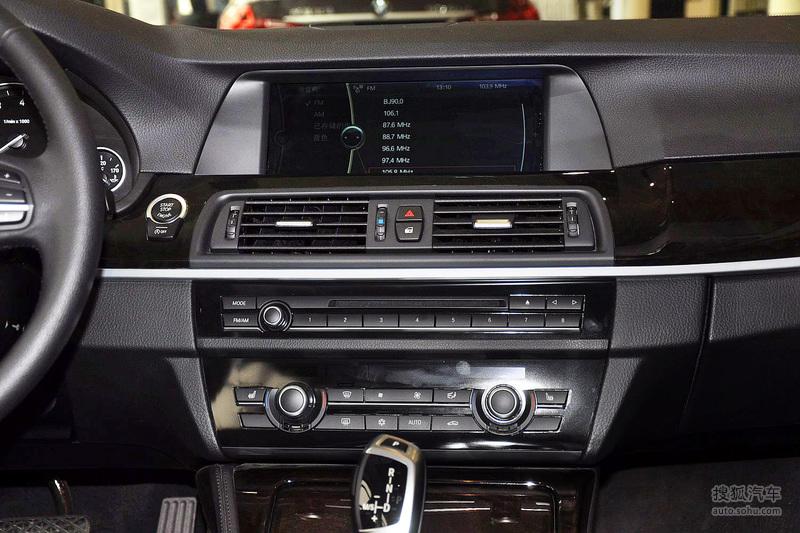 宝马进口宝马5系 进口 2012款宝马528i xDrive豪华型