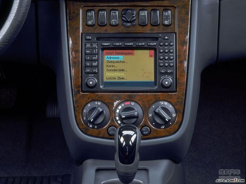 奔驰 进口奔驰 Vaneo 2002款奔驰 Vaneo Ambiente