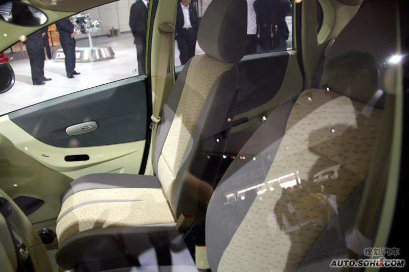 长城长城汽车欧拉长城欧拉广州车展实拍高清图片