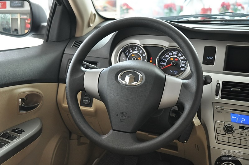 长城C30 2010款1.5L 手动舒适型内饰浅色内饰g499194图片高清图片