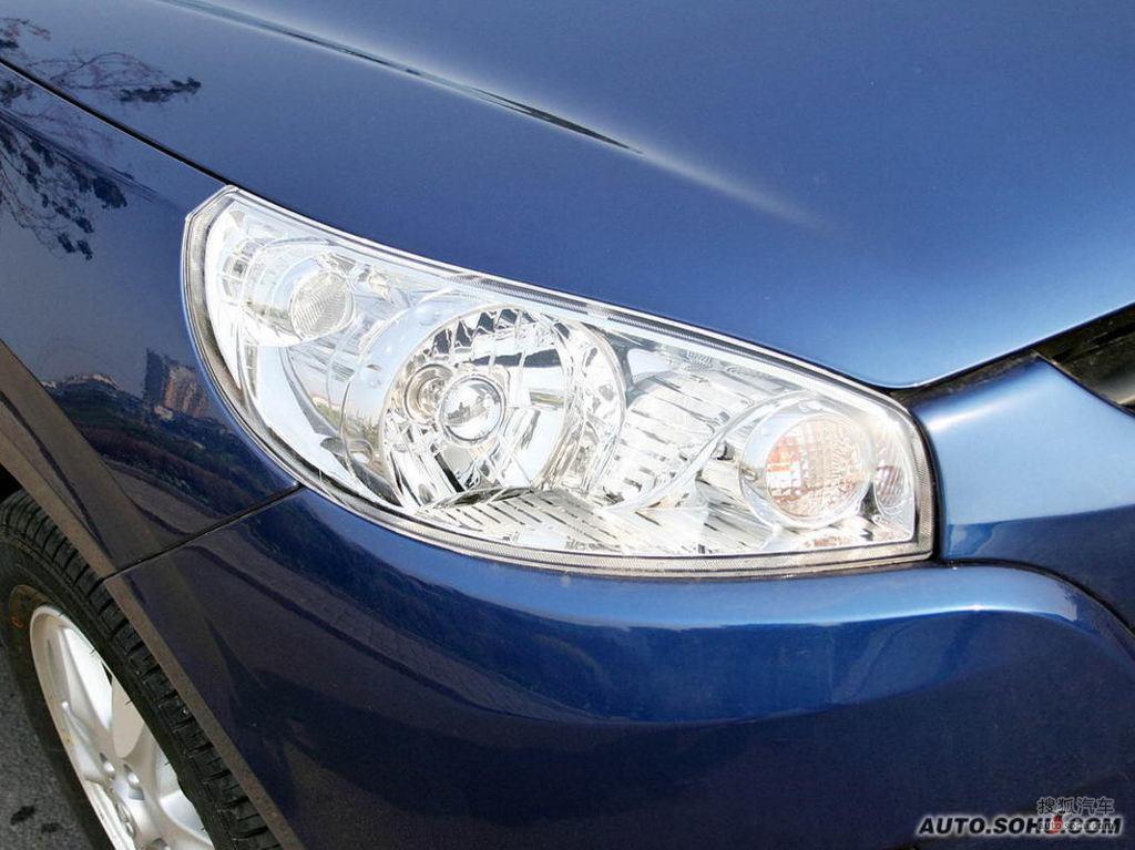 江淮同悦RS2008款1.3L 豪华型外观中国蓝t272134图片高清图片