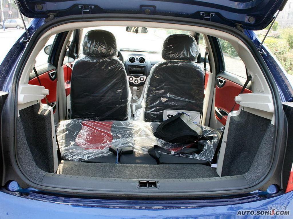 江淮同悦RS2008款1.3L 豪华型底盘 动力m272058图片高清图片