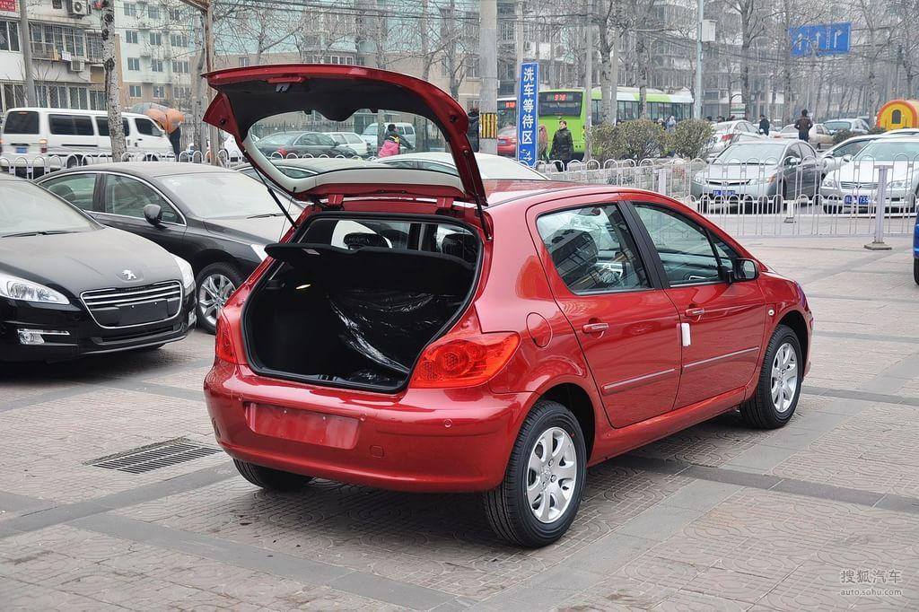 标致307两厢2012款1.6l 手动 舒适版底盘/动力t高清