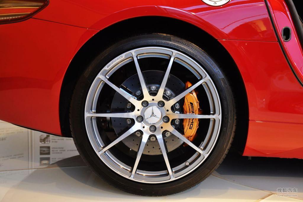 奔驰sls amg2010款奔驰sls amg6.3l 标准版6.3l 标准版外观高清图片