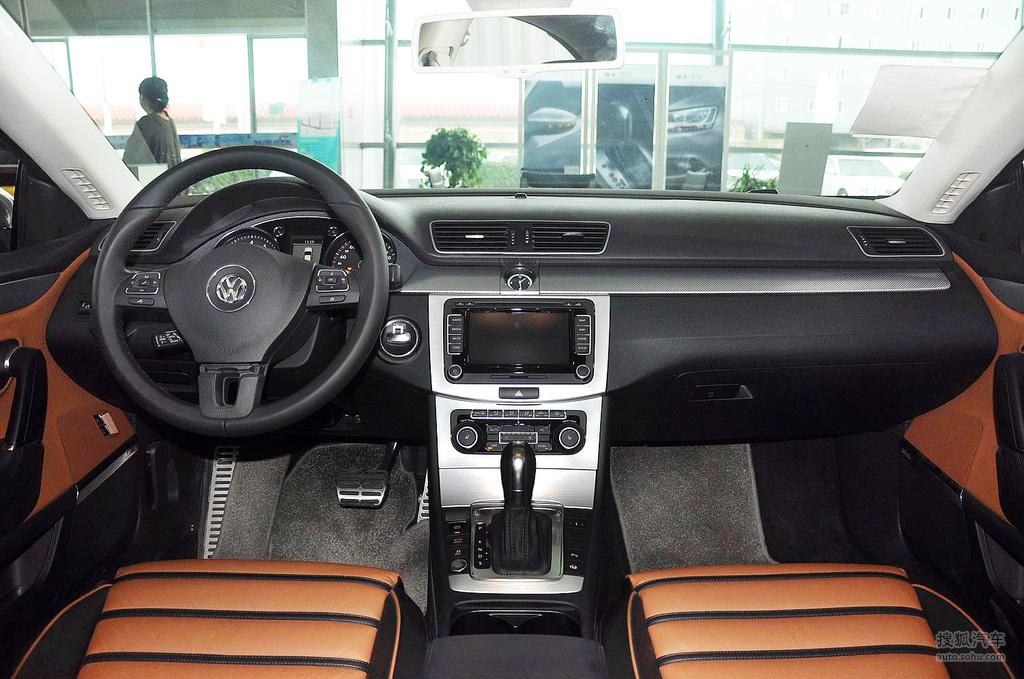2012款一汽大眾cc 3.0fsi v6