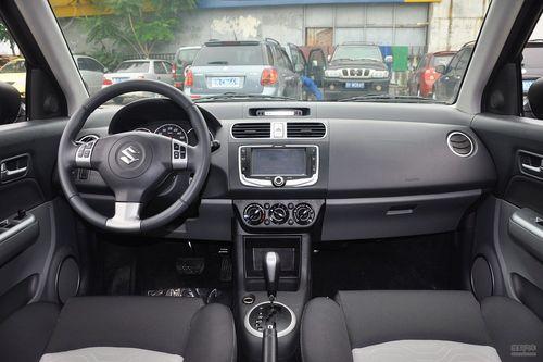 2013款铃木雨燕1.5L自动运动型