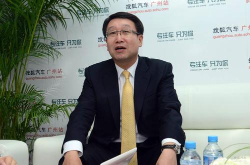 东风悦达起亚汽车副总经理、销售本部部长 林钟宪
