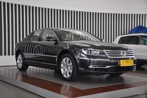 2011款大众辉腾V6 5座加长商务版